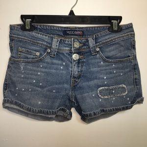 Levi's Patchy Juniors Shorts